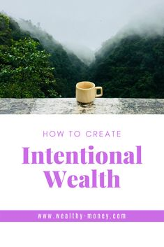 Free ebook- how to create intentional wealth & develop a positive relationship with money. Financial Success, Negative Emotions, Emotional Intelligence, Free Ebooks, Wealth, Entrepreneur, Challenge, Mindfulness, Healing