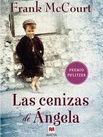 El sentir en los libros: Las cenizas de ángela: lo que me hizo sentir