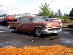 1957 Oldsmobile J2