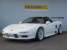 HONDA NSX Other   1996   WHITE   48832km   details.- Japanese used cars.Goo-net Exchange