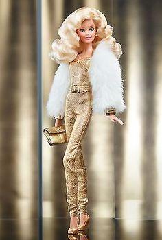 Barbie Golden Dream Doll