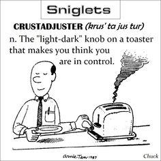 Crustadjuster