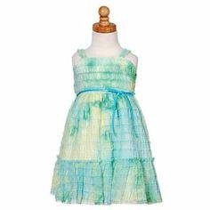 Sweet kids baby girl dress. How cute this dress.