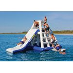 Inflatable Climbing Water Tower