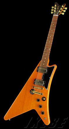 Gibson Modern XI Transparent Amber