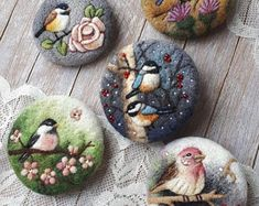 This item is unavailable Needle felted brooch Bird brooch Felted bird Wool broo. - This item is unavailable Needle felted brooch Bird brooch Felted bird Wool broo… This item is unavailable Needle felted brooch Bird brooch Felted bird Wool brooch Felted Soap, Wet Felting, Felted Wool Crafts, Felt Crafts, Needle Felting Tutorials, Felt Brooch, Brooch Pin, Felt Birds, Needle Felted Animals