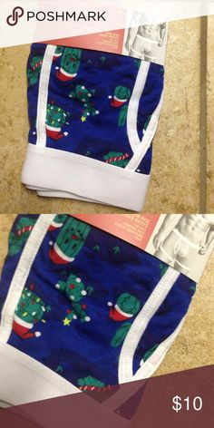 NWT Cactus Boxers Brand new with tags! Size XL. Mossimo Supply Co. Underwear & Socks Boxer Briefs