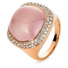 BIG ACHIEVER diamond ring