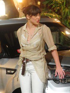 Patricia (Adriana Birolli), Fina Estampa.