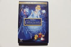 LA CENICIENTA - DVD EDICIÓN DIAMANTE - CLÁSICO DISNEY Nº 12