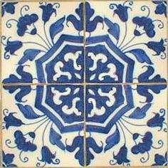Portuguese Tiles can add a beautiful and Old World appeal as a backsplash.