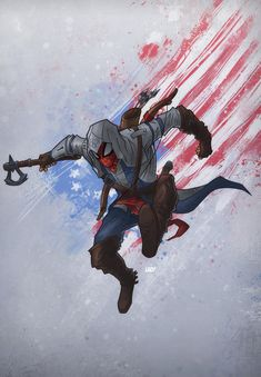 Spidey Creed - Spider-Man + Assassin's Creed - SpideyCreed.deviantart.com