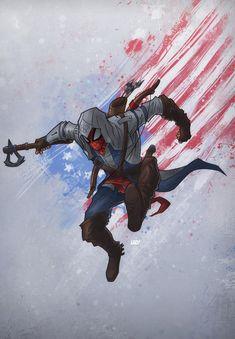 Spidey Creed - Spider-Man + Assassin's Creed - SpideyCreed.deviantart.com