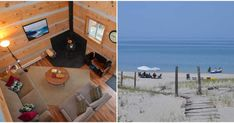 Cheap Cottage For Sale In Ontario Is On An Island With White Sand Beaches - Narcity Cheap Cottages, White Sand Beach, Spy, Ontario, Beaches, Canada, Island, Islands