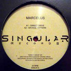 Marcelus - Direct Drive EP (Vinyl) at Discogs