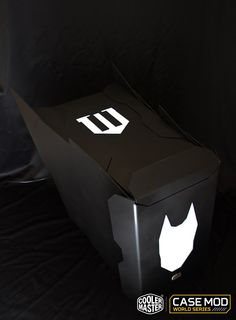 Like Bruce Wayne by FrostMod New Mods, Cooler Master, Batman Logo, Two By Two, Tower, Computer Case, Towers, Building