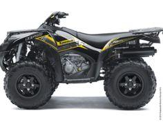 Novidade Quadrocycles 2019 Kawasaki KVF750 4×4 EPS: Preço, Versões, Análise e Fotos