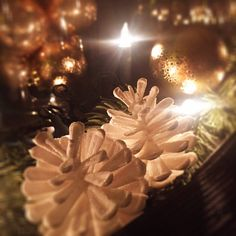 Christmas decorations. Scandinavian Christmas decorations. Systur&Makar, Christmas in Iceland. Summerhouse in Iceland. cosy