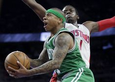 Isaiah Thomas not impressed by Detroit Pistons defense