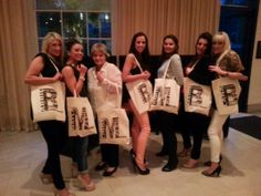 Wedding bags… Celebrations before the big day. All the infomation to remember forever. www.allabouttheprints.co.uk check it out.