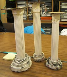 Greek Columns | Flickr - Photo Sharing!