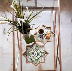 Moroccan Trays for your living room, oriental home decor