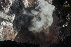 https://flic.kr/p/ASVVSh | Voragine in Eruption | November 9, 2015 VIDEO: bit.ly/1QcQogZ