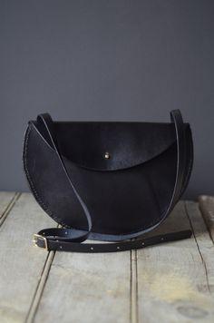 semi-circle bag from farrell & co