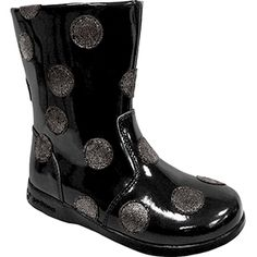 Oh so cute black patent leather boots Kids Winter Fashion, Winter Kids, Kids Fashion, School Wear, Patent Leather Boots, Childrens Shoes, Cowboy Boots, How To Wear, Delivery