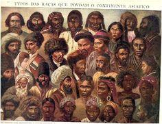 Black Peoples of Asia