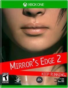 Mirror's Edge 2 XBOX ONE #XBOXONE #PS4 #XBOX360 #PS3 #PC #MirrorsEdge2 #MirrorsEdge Nous sommes autant impatients que vous de l'avoir entre les mains !