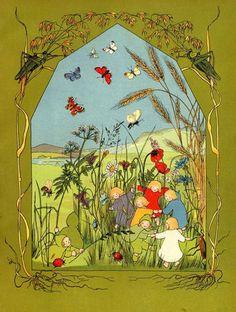 Sybille von Olfers illustration