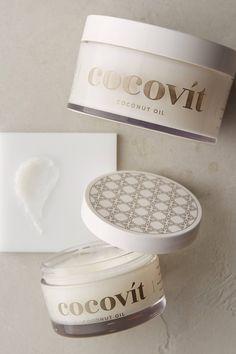 Cocovit Coconut Oil - anthropologie.com