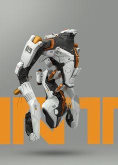 ArtStation - CODE 9 DUDE, DAYTONER / Daniel Hahn
