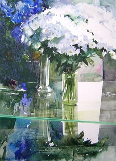 still life - Watercolour- Piet Lap