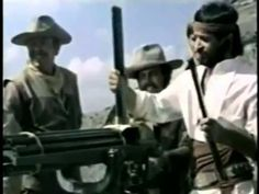 THE DESSERTERS (1971) Chuck Conners, Ricardo Montalban.Army deserter Capt. Viktor Kaleb is offered a pardon and reinstatement in the cavalry if he agrees to lead a special forces group in a raid against an Apache stronghold into Mexico.