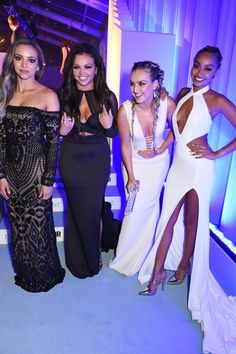Pin for Later: Les Little Mix Étaient la Définition Même du Mot Glamour Lors des Women of the Year Awards