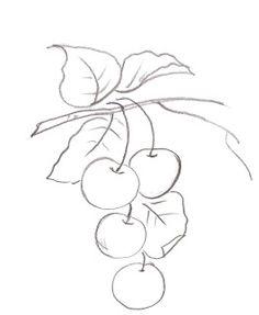 *** RG Artes *** by Raquel Garcia: Riscos de frutas