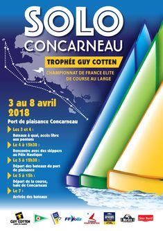 Solo Concarneau – Trophée Guy Cotten 2018