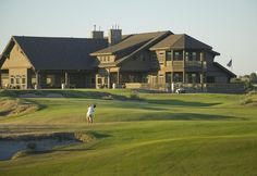 the prairie club is located deep in the heartland along the rim of snake river canyon - Prairie Club Valentine