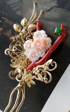 naschenka | Korean Traditional Hairpick by NASCHENKA