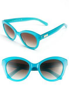cat eye glasses // kate spade