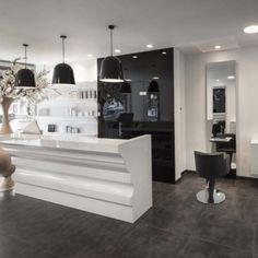 Beauty Design .com: Salon Equipment and Beauty Furniture - Alzira 150 - Reception Desks - Collezione Privata by Marcel Wanders - Salon Recep...