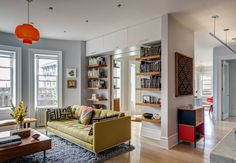 """""""A Transformative Apartment Renovation in Brooklyn"""" indeed!"""