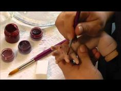 The Art of Reborn Doll Making - Advanced Painting Techniques-Series 1.wmv - YouTube