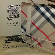 Burberry Backpack Used