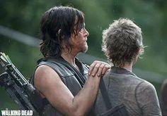 Carol and Daryl | The Walking Dead (AMC)