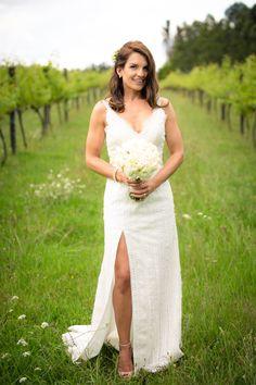 My wedding dress <3