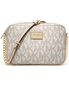 MICHAEL Michael Kors | Jet Set Large Crossbody = SWOON!!!!
