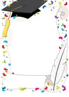 kindergarten graduation design for progress report
